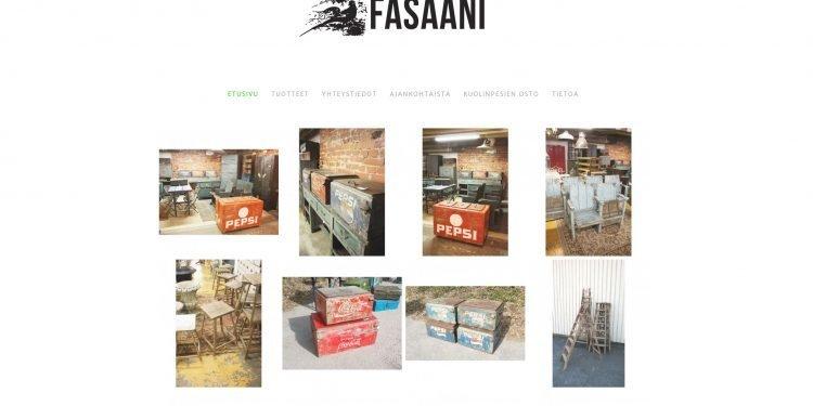 Antiikkiliike Fasaani Oy